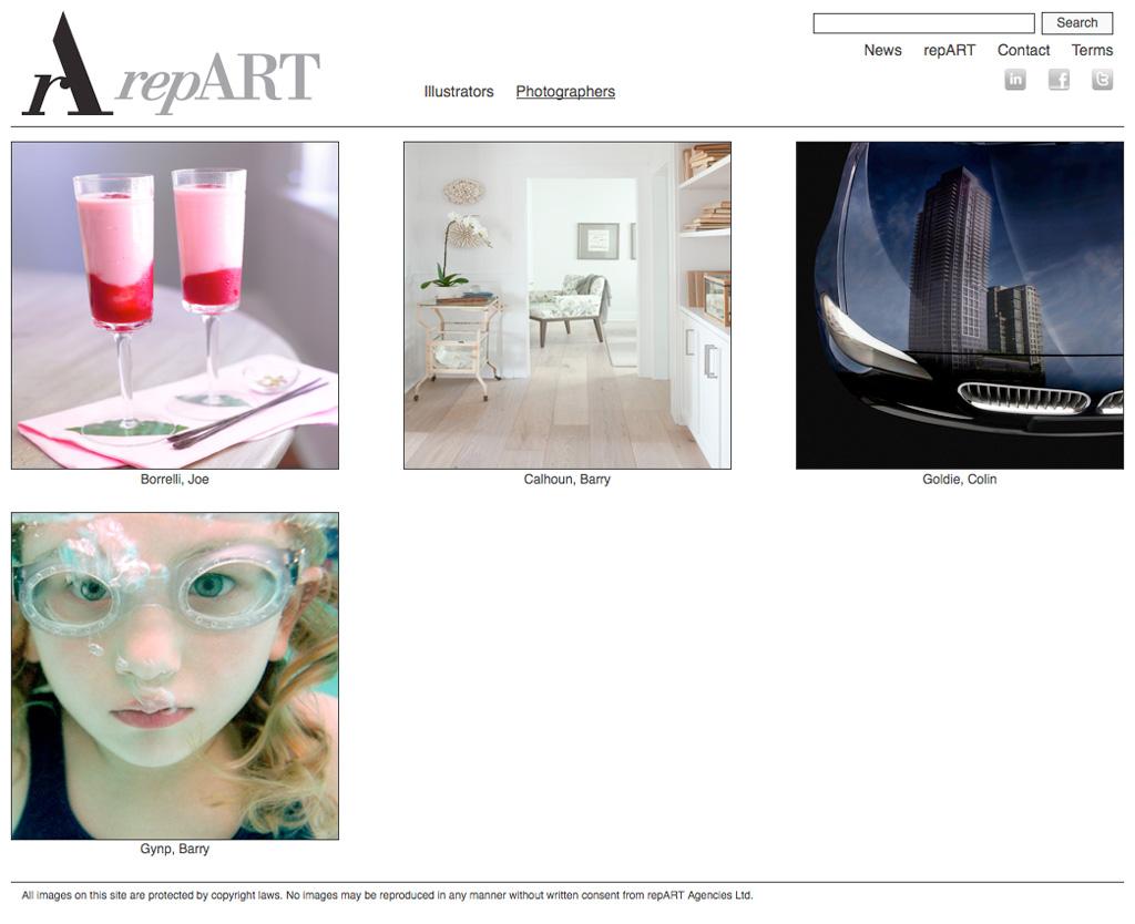 repART - Photographers