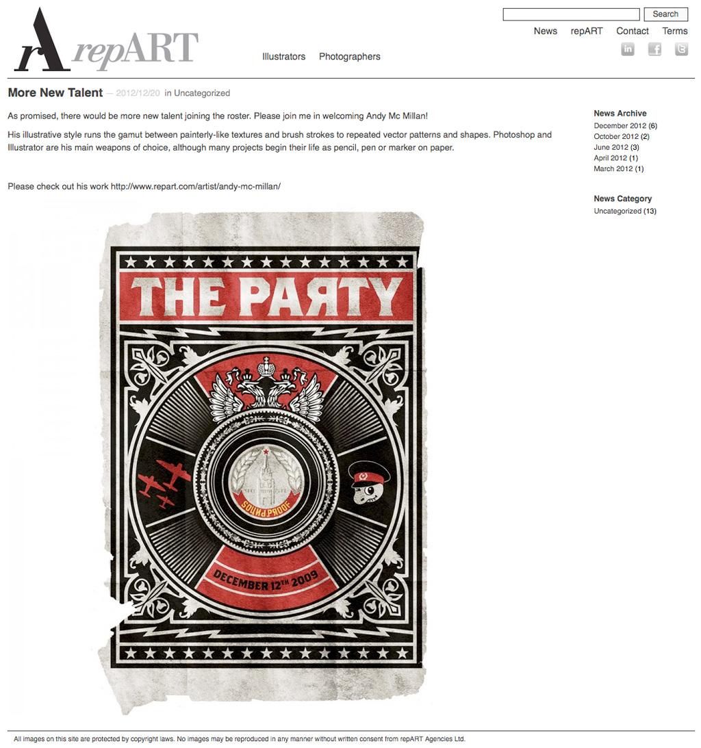 repART - News - Single News Article